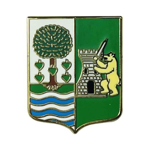 pin escudo heraldico maruri vizcaya