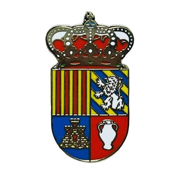 pin escudo heraldico orba alicante