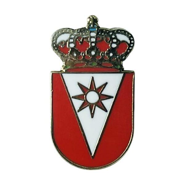 pin escudo heraldico rivas vaciamadrid madrid