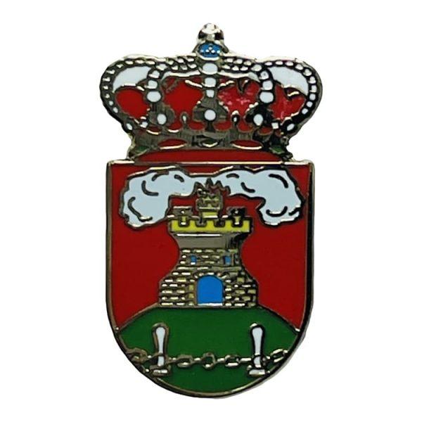 pin escudo heraldico tordehumos valladolid