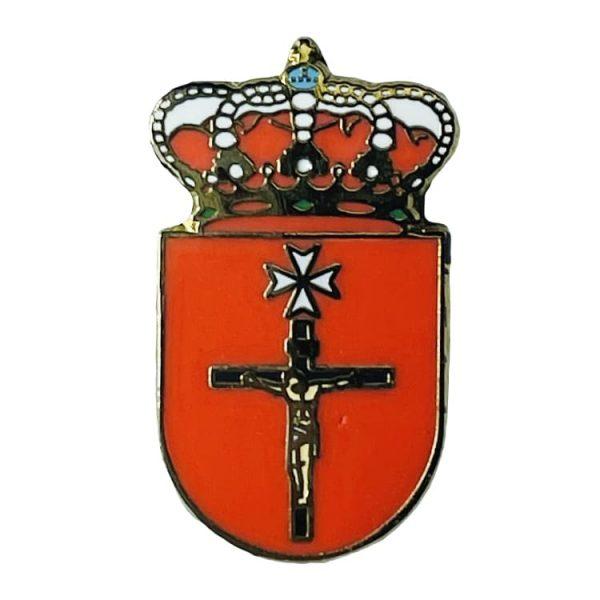 pin escudo heraldico zamayon salamanca