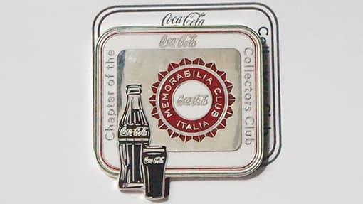 pins personalizados publicitarios coca cola