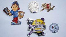 pins personalizados esmalte suave